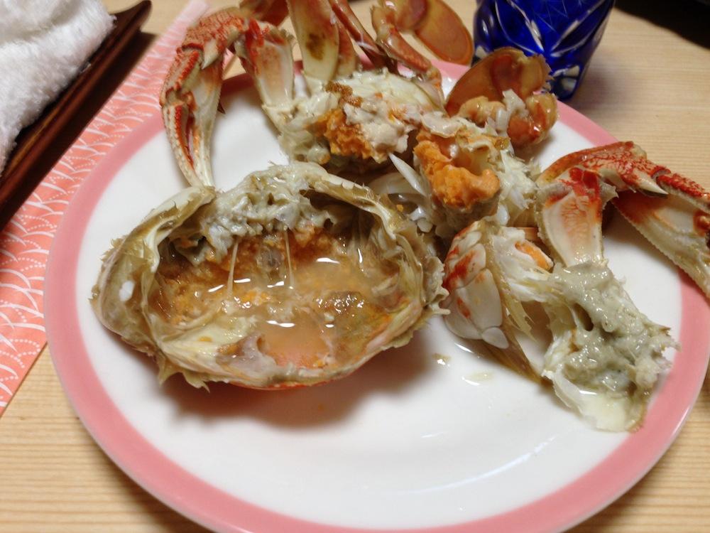 泰平荘の夕食3